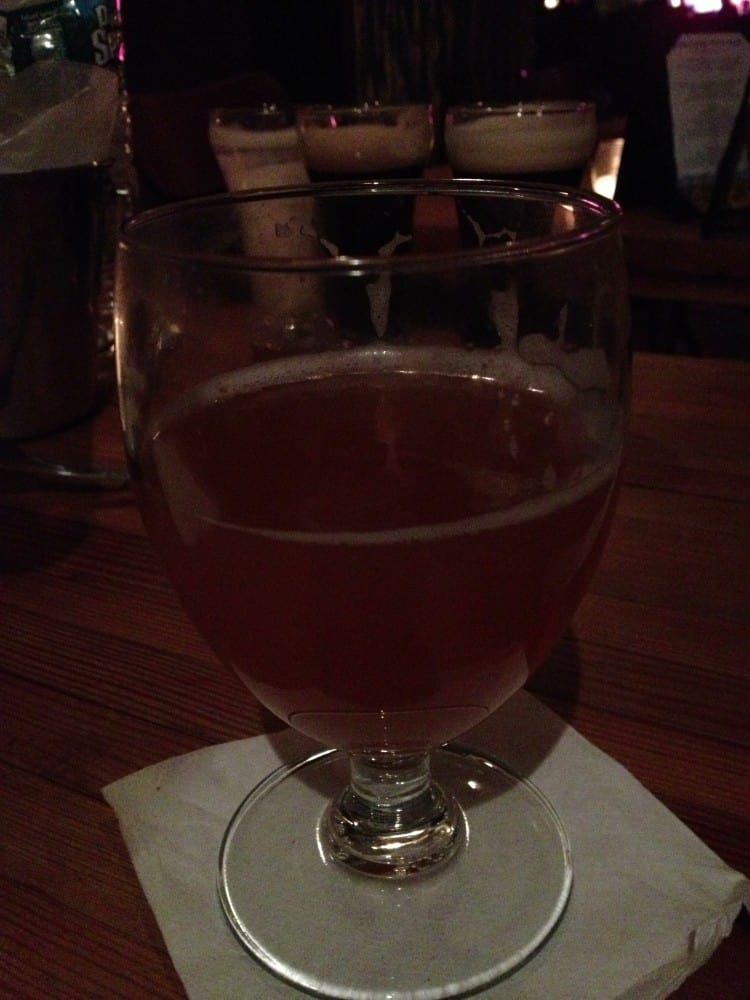 Elysian Fields Superfuzz Blood Orange Pale Ale