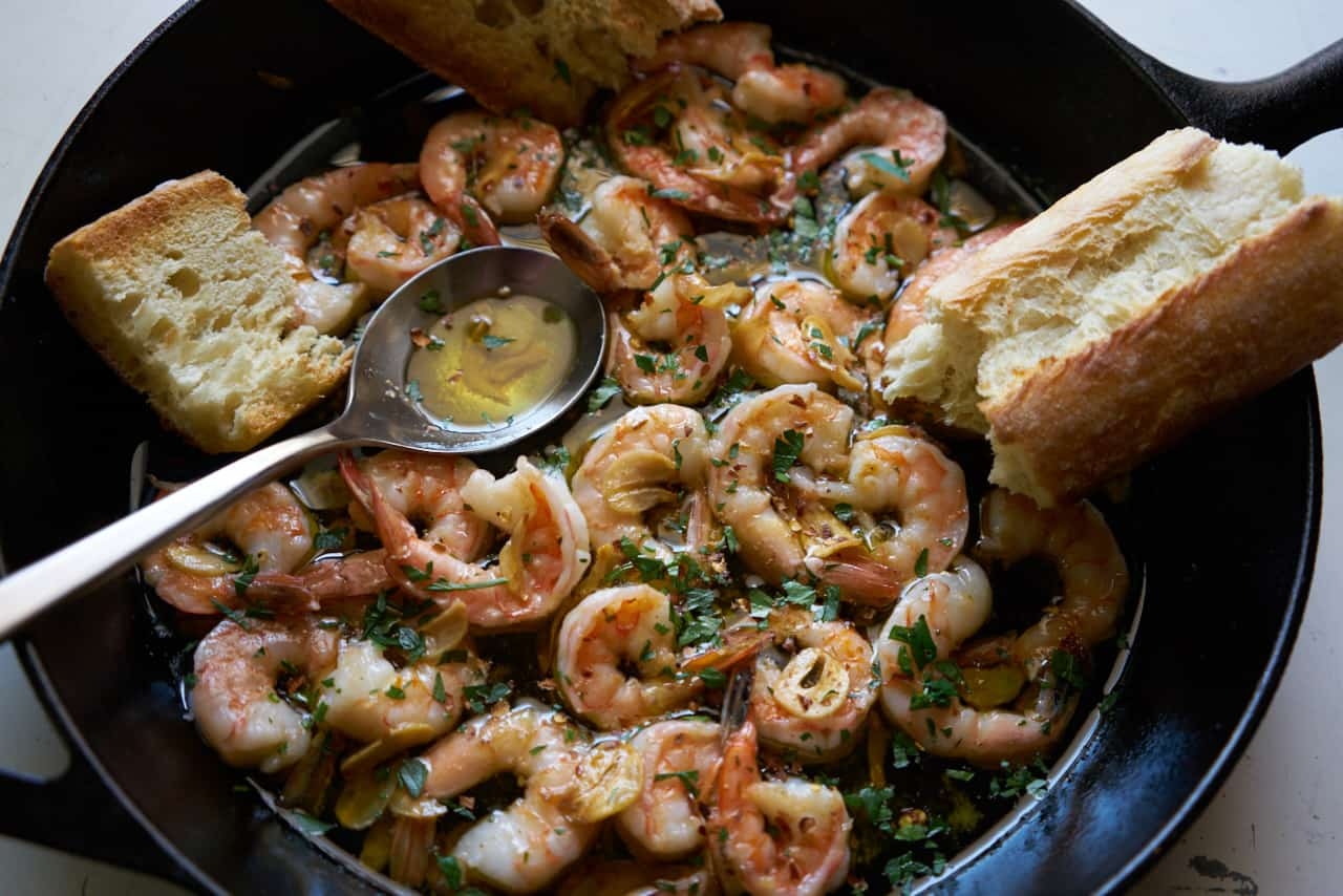 Garlic Shrimp Gambas Al Ajillo Fine Foods Blog